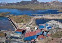 Volcan compañía minera reactiva exploraciones en proyectos en Sierra de Lima y Junín