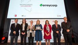 Ferreycorp recibe séptima Llave de la BVL al mejor gobierno corporativo