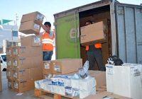 Anglo American dona implementos de seguridad para afectados del volcán Ubinas