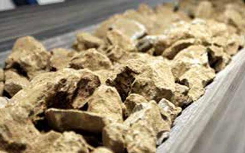 Caracterización mineralógica en procesamiento de minerales