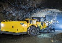 Epiroc lanza un sistema con resina bombeable para el empernado en minería subterránea