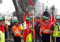 SNMPE rechaza violencia contra el Ministerio de Trabajo