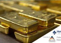 Oro cae por cuarta sesión empujado por el apetito por activos de riesgo