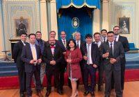 Delegación peruana visita feria minera en Australia