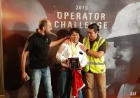 Peruano, entre los mejores operadores de maquinaria pesada de América Latina