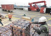 La minería aporta 59.9% de envíos