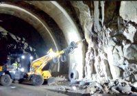 Tunelería minera