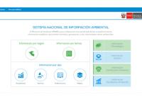MINAM prepublica Reglamento del Sistema Nacional de Información Ambiental