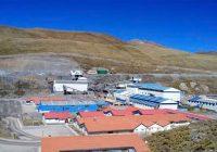 Trevalí Mining logró récord de producción anual en el 2019