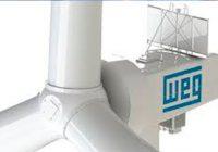 WEG firma acuerdo para suministrar aerogeneradores a los parques eólicos de Aliança Energia
