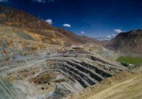 Anglo American evalúa construir planta desaladora para Los Bronces