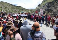 MMG: Producción de Las Bambas se verá afectada por bloqueo en corredor minero