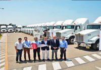 Wari Services adquirió 55 tractocamiones Kenworth modelo T800