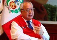 Vizcarra aceptó la renuncia de Juan Carlos Liu al ministerio de Energía y Minas