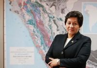 Susana Vilca juró como titular del Ministerio de Energía y Minas