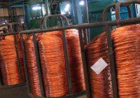 Precio del cobre podría estar por debajo de los US$ 2 en los próximos meses