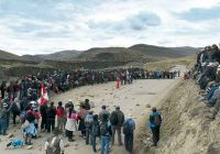 PCM no resuelve conflictos y amplía emergencia en el Corredor Minero