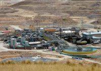 Hudbay reduce producción ante menores leyes de cobre en Constancia