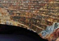 Mina Riotinto dejará de producir 6.500 TM de concentrado de cobre por paro