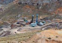 Sierra Metals procesaría más mineral en Yauricocha para recuperar tonelaje perdido, una vez concluya la paralización
