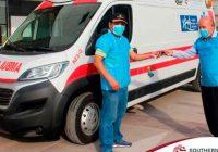 Hospital Regional de Moquegua puso en operación ambulancia donada por Southern Peru
