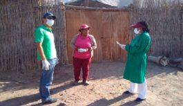 Arequipa: distribuyen 1,500 kits de bioseguridad a pobladores del valle de Tambo