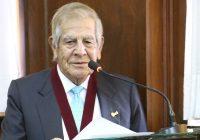 Falleció Guido Del Castillo, fundador y presidente del Grupo Aruntani