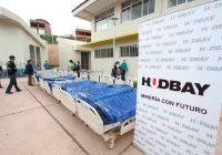 Hudbay entrega a la región Cusco equipos e insumos biomédicos para combatir COVID-19