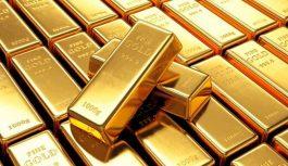 Oro cae 1%, pequeños indicios de avance contra virus apoyan bolsas