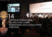 14 Simposium Internacional del Oro, Plata y Cobre se realizará el  2021