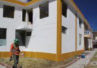 Ampliación del Centro de Salud de Antauta inicia con el apoyo de Minsur