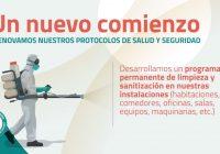 Antamina: Renovamos nuestros protocolos de Salud y Seguridad