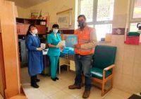 Antamina y Gobierno Regional de Áncash entregan ventiladores mecánicos y monitores para UCI