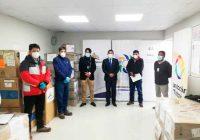 Antapaccay: entregan equipos valorizados en más de 1.6 millones de soles para combatir Covid-19 en Espinar