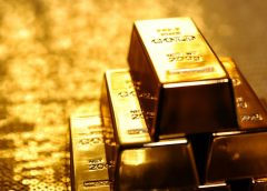 La producción de oro en el 2021
