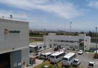 Centro de Servicios de Metso reinició actividades
