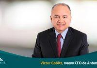 Víctor Gobitz asumirá la Presidencia y Gerencia General de Antamina