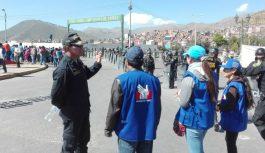 Diálogos por conflictos se suspendieron, excepto en el corredor minero sur