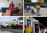 Ferreycorp apoya la lucha contra la pandemia en diversas regiones del país