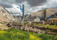 Minem aprobó plan de cierre de minas del Complejo Metalúrgico de La Oroya