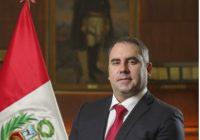 Designan a Rafael Jorge Belaúnde Llosa como ministro de Energía y Minas