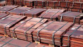 Precio del cobre recupera nivel que tenía en enero del 2020
