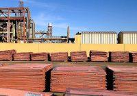 SNMPE: exportaciones de cobre caen -26.3% en primer trimestre 2020