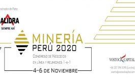 Minería Perú reúne a empresas mineras, proveedores e inversionistas