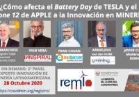 Panel Innovación en Minería América Latina