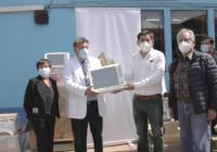 Antapaccay entrega tercer lote de equipos biomédicos a la dirección regional de salud cusco