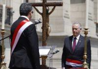 Carlos Herrera Descalzi es nuevo ministro de Energía y Minas