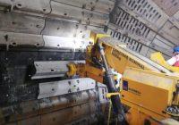 Chinalco reduce en 12 horas el tiempo de inactividad durante cambio de revestimiento de molino SAG