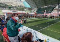 Challhuahuacho: Gobierno brindará asistencia técnica para proyectos priorizados