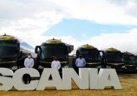 Scania refuerza su posicionamiento en transporte de personal